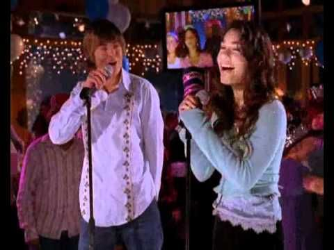 "MUSIC VIDEO: HSM 3 - ""Can I Have This Dance"" HD (Full Music Video) - YouTube. (Waw. No words needed for this one. - My heart is wherever you are!)"