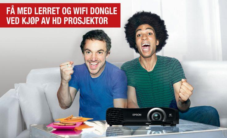 Super prosjektor med mye tilbehør - Få med gratis WiFi og lerret - http://www.nybrott.no/teknologi/super-prosjektor/