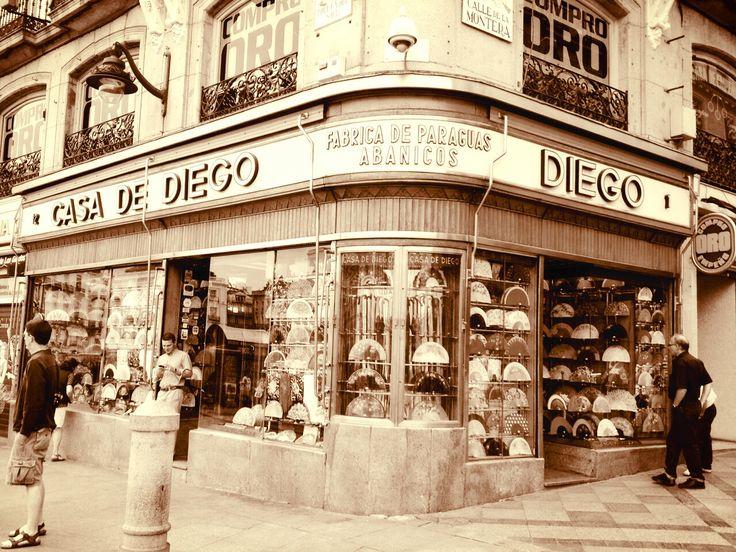 Casa de Diego abanicos