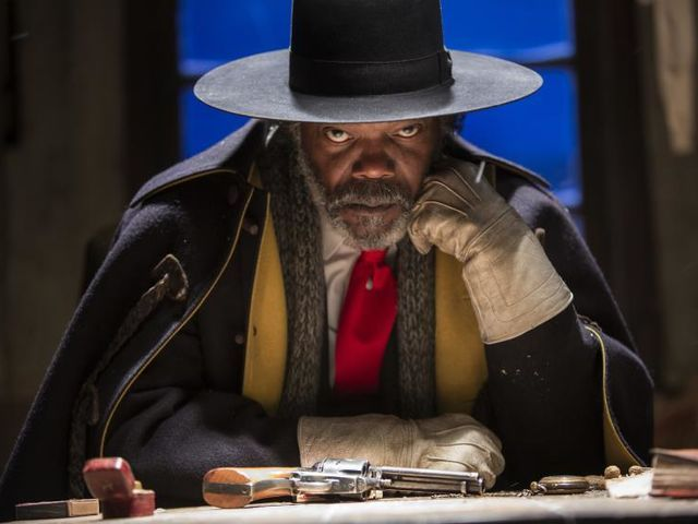 """I got: Major Marquis Warren! Which """"Hateful Eight"""" Character Are You?"""