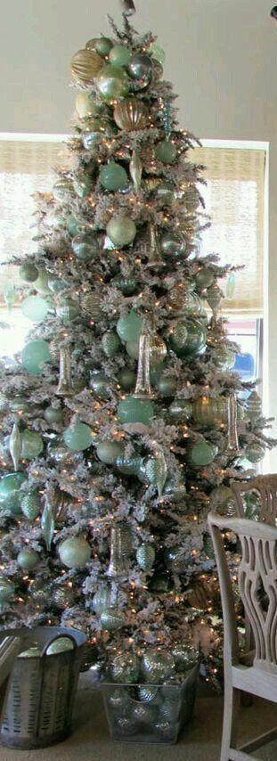 Bottle brush trees white christmas trees and christmas trees