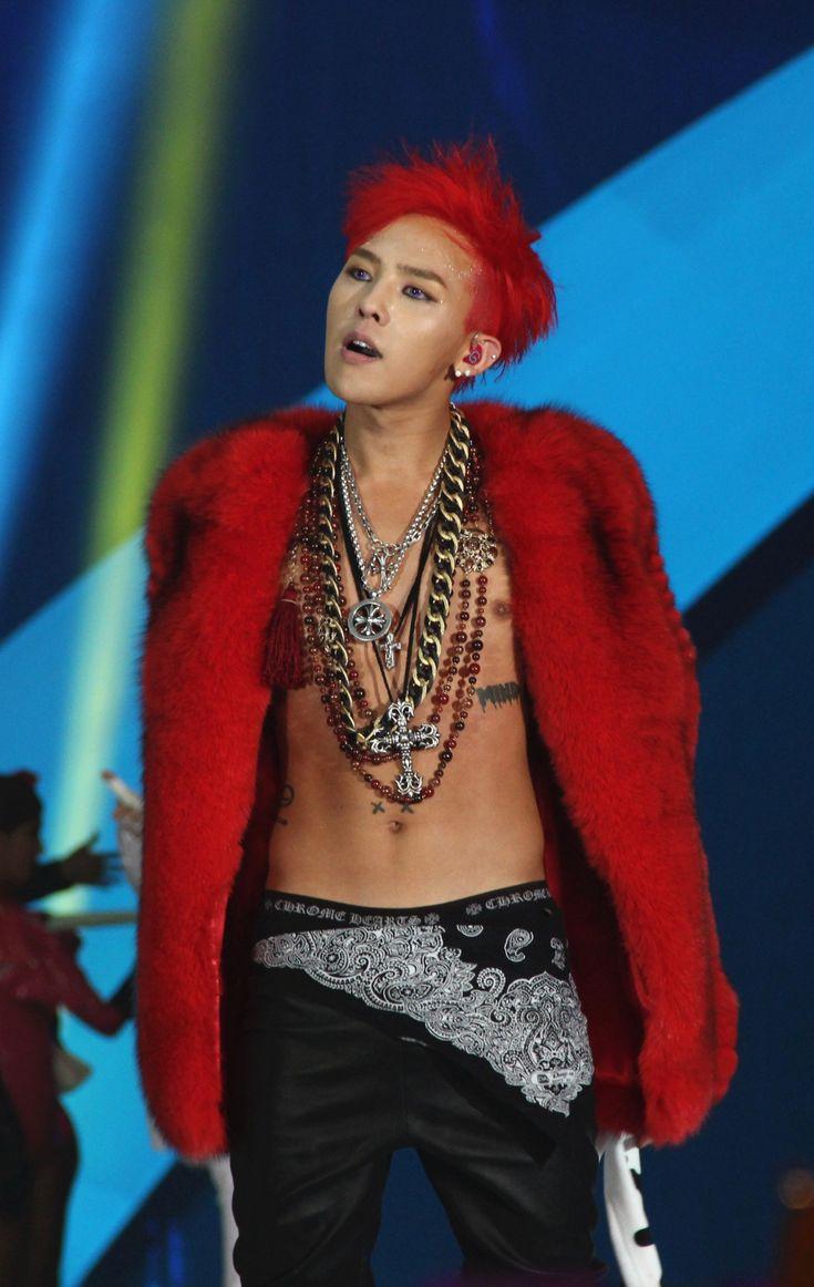 G Dragon Bigbang Fashion Nail Art Sticker Kpop Star Gift: G-Dragon's Strongest Looks
