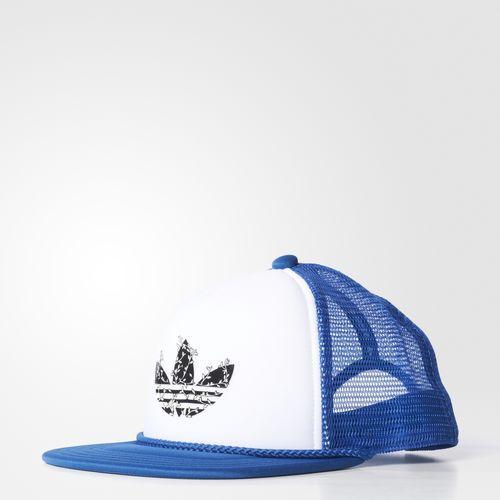 H TRUCKER CAP - Blue adidas | adidas Chile