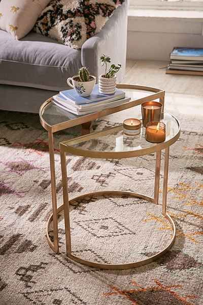 Caroline Nesting Side Tables - Urban Outfitters