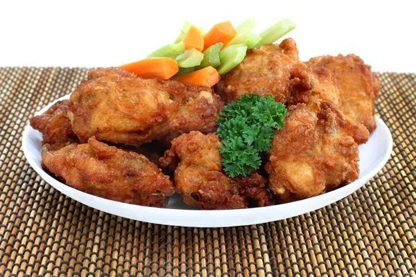 Κοτόπουλο τηγανητό. Εύκολα και απλά το κοτόπουλο αποκτά άλλη νοστιμιά!