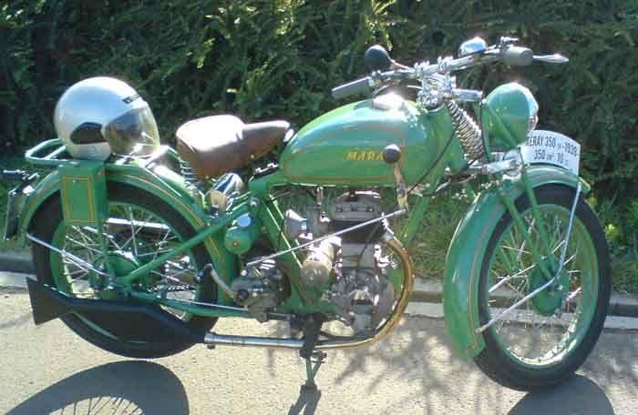 Méray MARA 350 cm3 motorkerékpár
