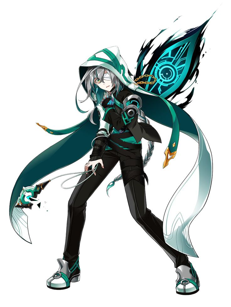Anime Characters Jobs : Best images about elsword on pinterest character