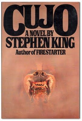 steven king book covers | Cujo – Stephen King - Descargar PDF