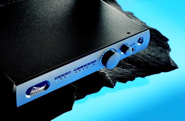 Prism Sound Callia headphone DAC preamplifier