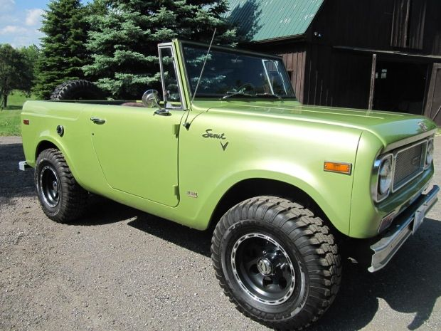 Jeeps For Sale Bc >> 1970 International Scout 800A. THIS SCOUT IS IN EXCELLENT ...