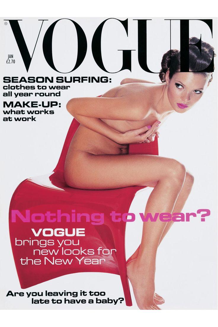 Alexandra Shulman 20th Anniversary Favourite Vogue Covers (Vogue.com UK)