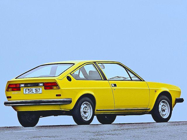 Alfa-Romeo Alfasud Sprint Veloce
