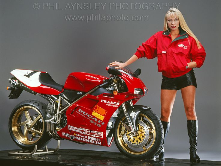 Ducati Belt Twins 1995 916 SP