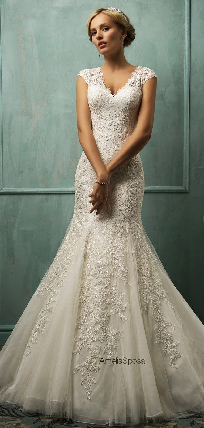 Amelia Sposa 2014 Wedding Dresses - Belle the Magazine . The Wedding Blog For The Sophisticated Bride wedding dress #weddingdress .http://www.newdress2015.com/wedding-dresses-us62_25