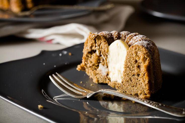 Center Stage: Café au Lait Mini Cakes from Cupcake Project