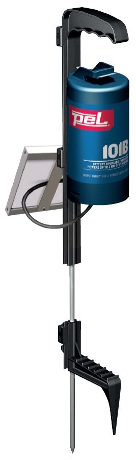 PEL 101B Battery Energizer (Solar) #electricfencing #electric #fencing #fence