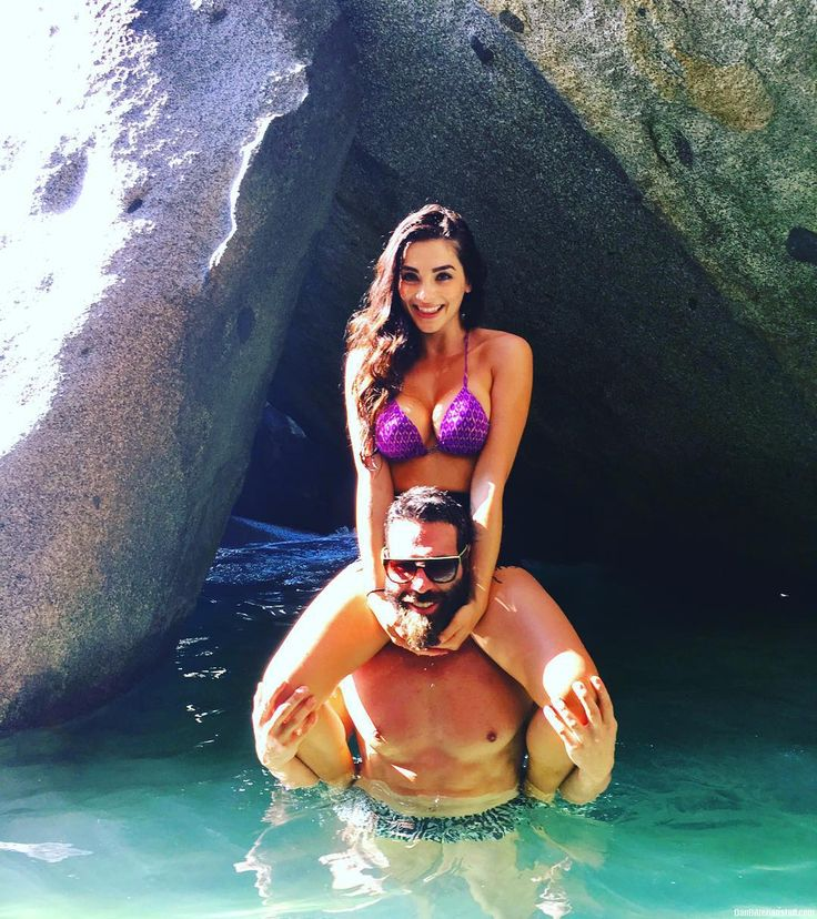 I had to save her life twice since she can't swim… Just looking at @_andreeacristina, most would incorrectly assume that she could float @bp2269 | Dan Bilzerian: Instagram king and Poker player