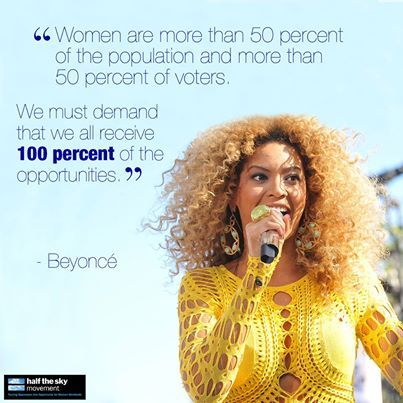 an essay on gender equity Gender equality is a myth 01122014 by beyoncé knowles-carter we need to stop buying into the myth about gender equality it isn't a reality yet.
