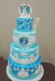 Slikovni rezultat za frozen cake design
