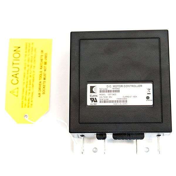 CURTIS Permanent Magnet Driving Motor Speed Controller 1227