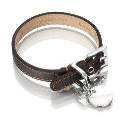 Collar Nottingham Sailor, collar fabricado a mano con microfibra Lorica, material más resistente al agua. Especial para las mascotas que les encanta disfrutar del aire libre.