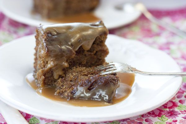 Sweet & Sour: STICKY TOFFE PUDDING.....