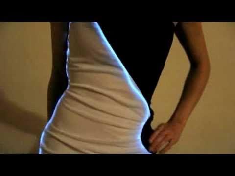 Sound Illuminating Dress