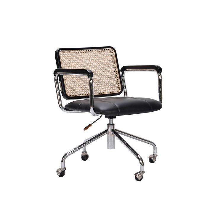 Home Office, Holloway Retro Office Chair Gas Lift