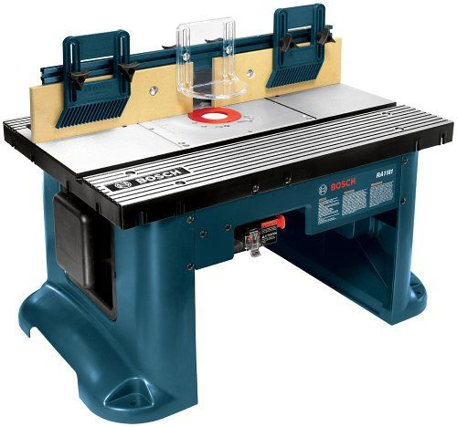 Router Table Review - BOSCH RA1181 Benchtop