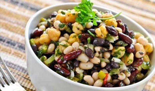 Salada de feijão - foto: Getty Images