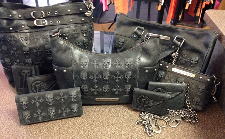 Women's Style with Harley Davidson Purses     http://motorbikeshed.com/womens-style-harley-davidson-purses/    #motorbikeshed