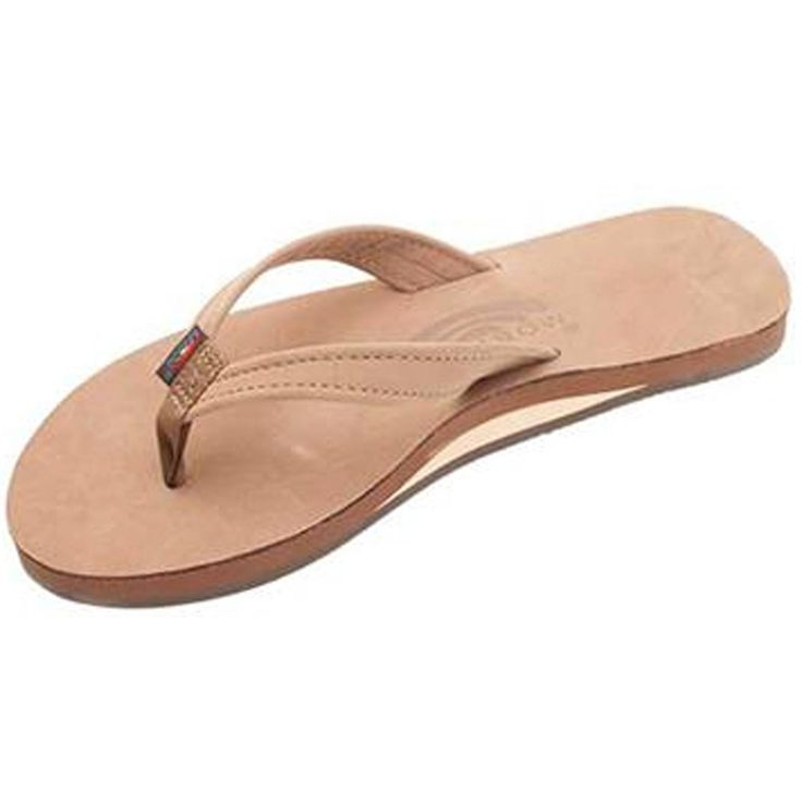 Rainbow Sandals Women's Catalina Tapered Strap Leather Sandals