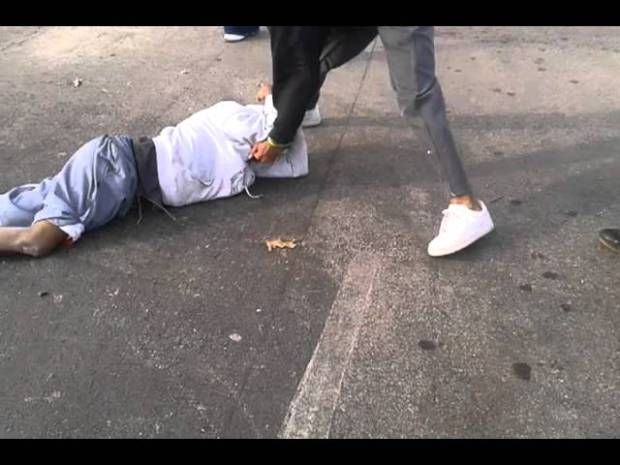fight in Kcmo the vill