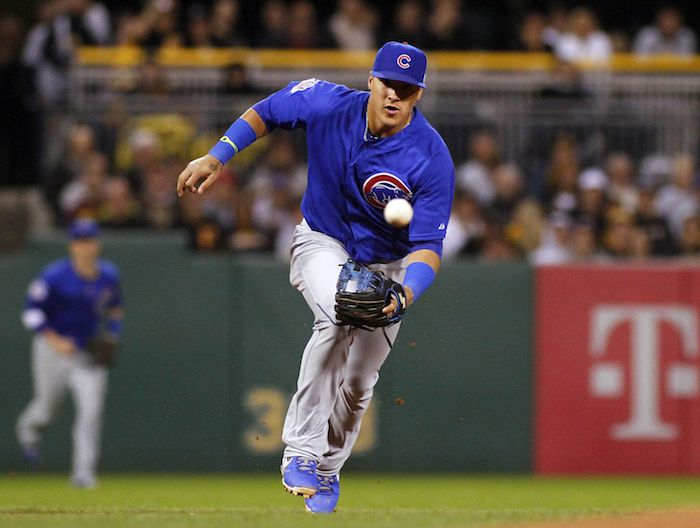 Chicago Cubs RUMORS: Kris Bryant Making Room for Javier Baez With Move to Outfield? Manager Joe Maddon 'Comfortable' With Bryant's Versatility : Sports ...