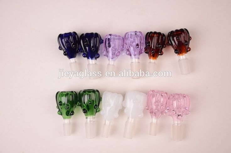 Smoking Bowl Wholesale Glass smoking Bowl for Glass water pipes oil rigs shisha hookah