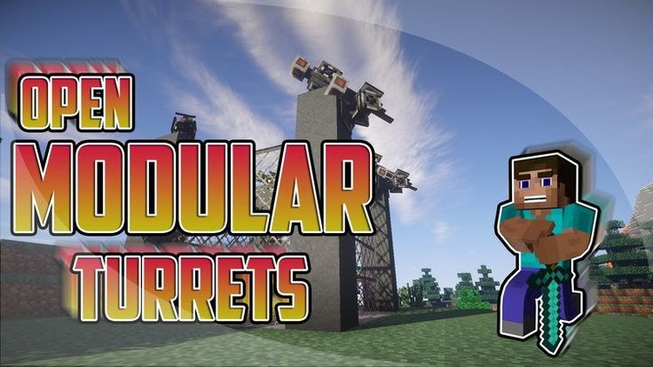 Open Modular Turrets Mod 1.11.2 for Minecraft provides to you the modular turrets to fight against many dangers in nature automatically and strictly. With this kind of power gun, all the monsters penetrating into your kingdom will receive a miserable ending. And absolutely, when seeing the...