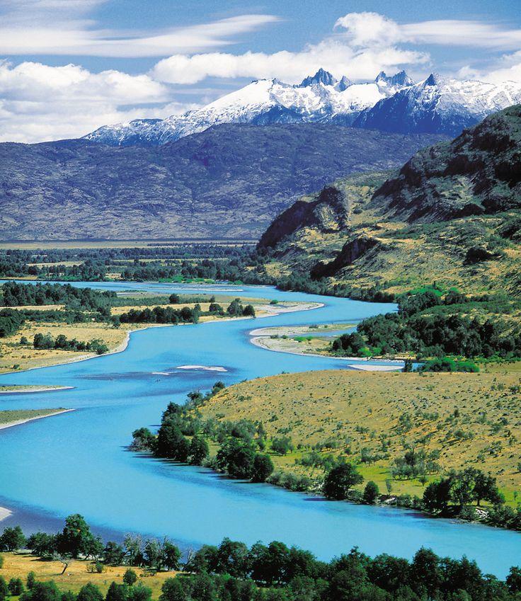 Rio Baker, Chile