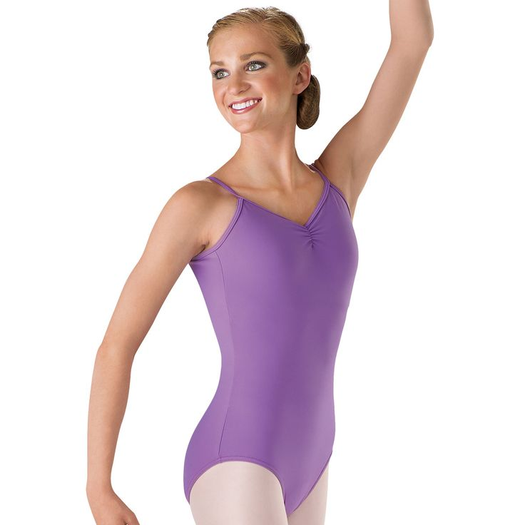around $15...dancewearsolutions.com  multiple colors available.   Camisole Pinch Front Ballet Leotard; Balera