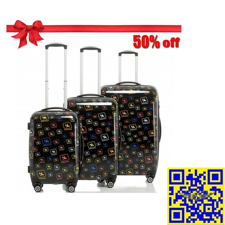 The 2015 largest discount! 12.16—12.31 Christmas sales! All luggage suitcases in E-bay American site with 50% off! Don't miss it!! http://stores.ebay.com/shxq2015 http://www.ebay.com/itm/Luggage-Suitcase-Airplane-Printing-Spinner-Wheels-Hardside-20-24-28-Inches-/252181647170?
