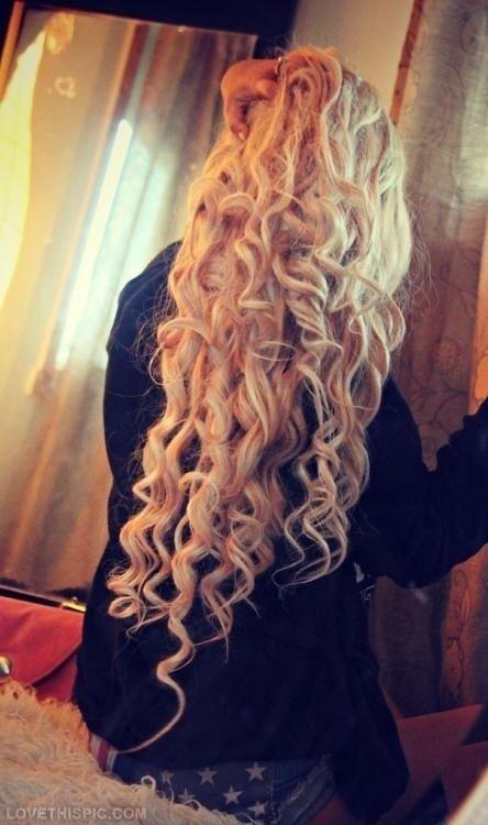 Long Curly Hair hair hair color curls hairstyle hair ideas curly hair hair cuts long curly hair