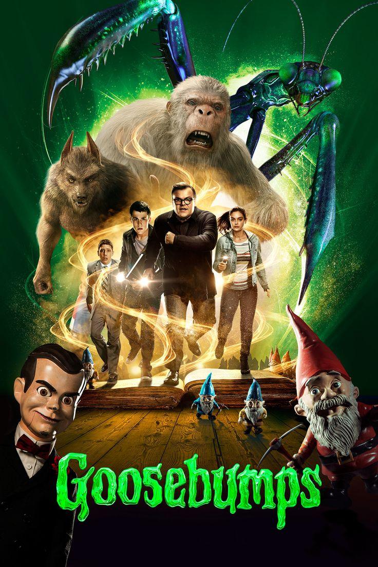 Goosebumps Australia Poster Goosebumps, Goosebumps 2015