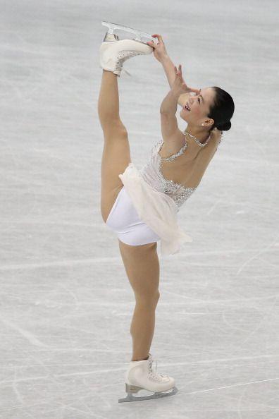Akiko Suzuki - 2014 World Figure Skating Championships - 29th March