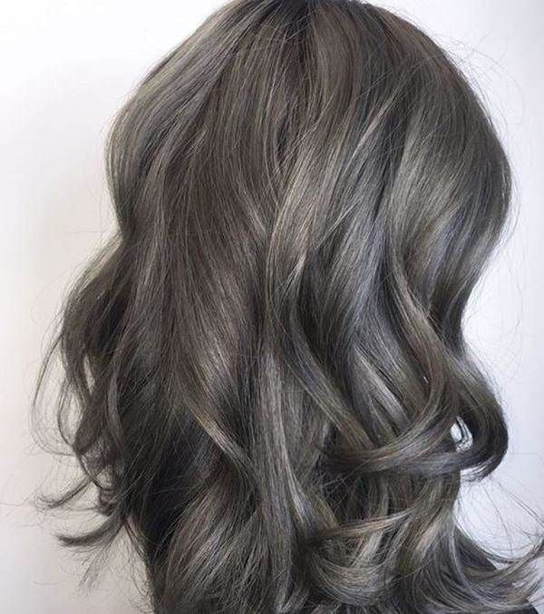 81 Stunning Ash Brown Hair Colors Ideas For You Ash Brown Hair Color Hair Styles Grey Hair Color