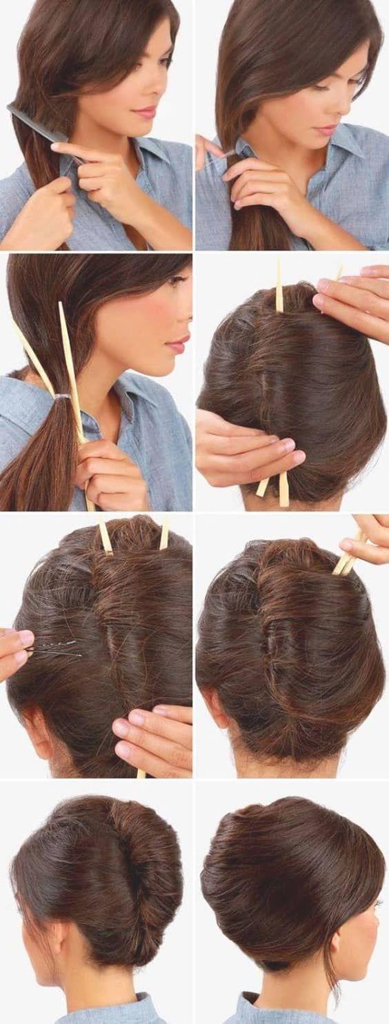 Причесок для волос разной длины существует огромное количество. Среди всего этого многообразия особое место занимают прически на каждый день. Они отличаются простотой создания и элегантностью форм.
