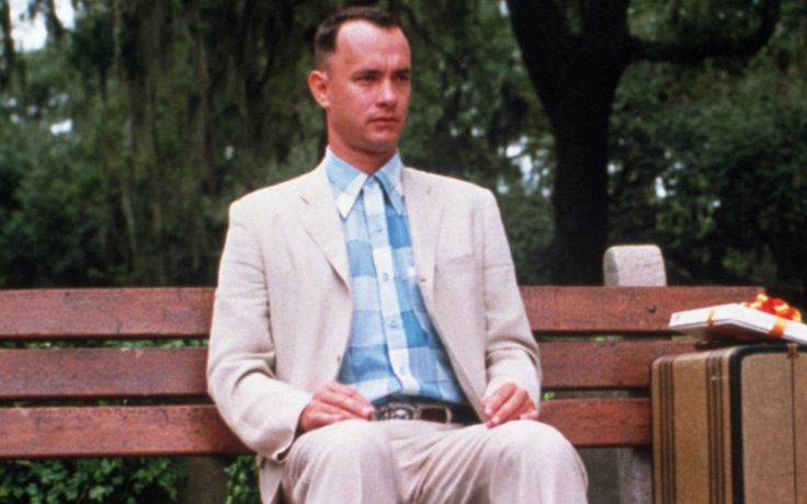 My mama always said life was like a box a chocolates, never know what you're gonna get -FORREST GUMP