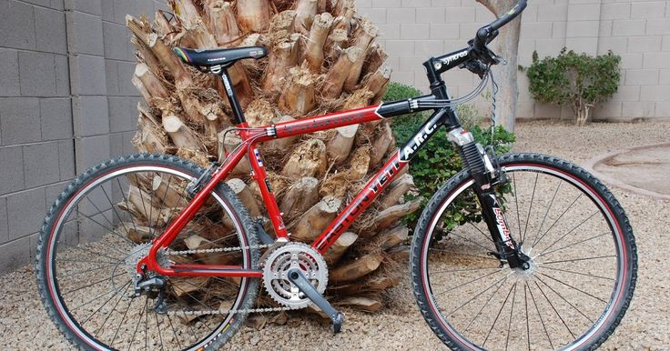 Make: Yeti Model: ARC Size: 16 in. Medium Color: Red Frame: Easton Custom Tubing Fork: Marzocchi Bam Cross Country Headset: ...