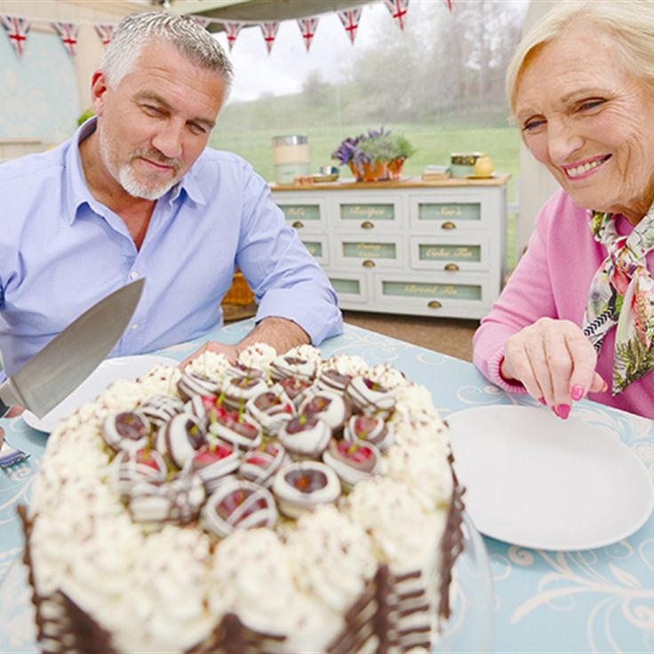 Try this Mary's Black Forest gâteau recipe by Chef Mary Berry. This recipe is from the show Great British Bake Off Master Class.