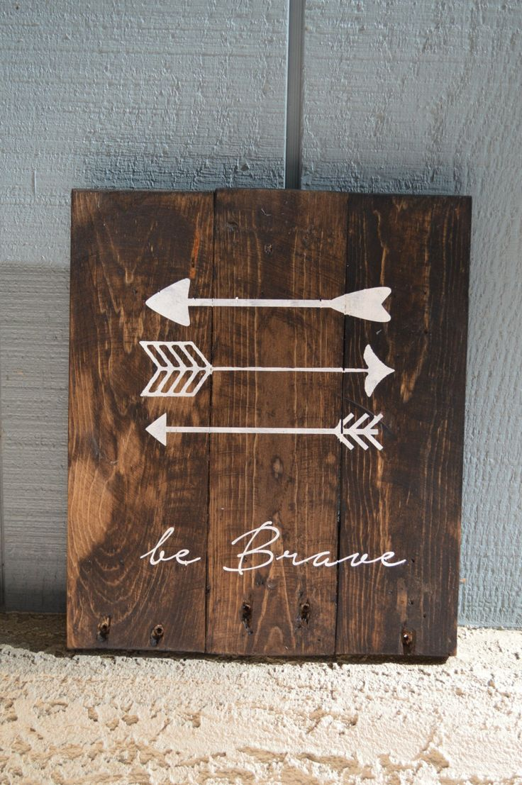 Reclaimed Wood Planked Art Single Rustic by DevenieDesigns, $35.00