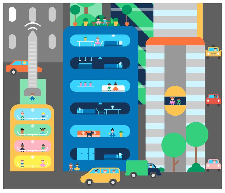 IBM Think Academy Smart Cities on Behance