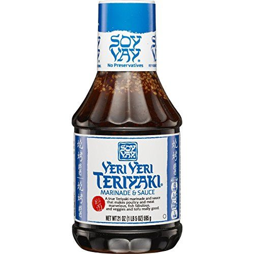 Soy Vay Marinade   Sauce Veri Veri Teriyaki 21 Ounces * You can get additional details at the image link.Note:It is affiliate link to Amazon.